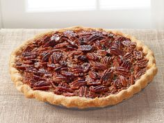 Maple Pecan Pie from FoodNetwork.com