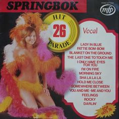Springbok: Springbok Hit Parade Volume 01 To 30 Pop Albums, Morning Sky, Lp Cover, Piano Music, Lps, In My Feelings, Vinyl Records, Album Covers, You And I