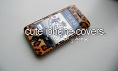 Yes. Sometimes I want an IPhone..just so I can get an amazing cover for it(: