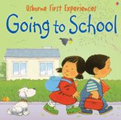 explains the first day of school.  one of my daughter's favorites!