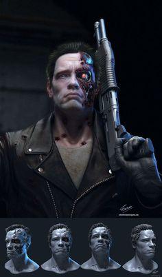 Terminator by Carsten Holtmann