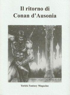 IL RITORNO DI CONAN D'AUSONIA