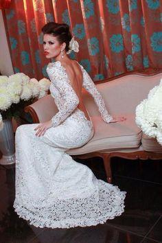 This doesn't look like a wedding dress, but it's gorgeous! Cheap Wedding Dresses Uk, Wedding Dress Accessories, Dream Wedding Dresses, Wedding Gowns, Lace Wedding, Backless Wedding, Wedding Bells, Wedding Cakes, Estilo Boho