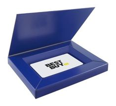 Best Buy GC - $100 Gift Card with Gift Box Buy Gift Cards Online, Sell Gift Cards, Free Gift Cards, Free Gift Card Generator, Gift Card Balance, Blue Gift, Gift Card Giveaway, Amazon Gifts, Corporate Gifts