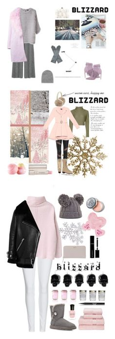 """Winners for Brrrrr! Winter Blizzard"" by polyvore ❤ liked on Polyvore featuring moda, 1205, Joseph, Elizabeth and James, AGNELLE, MANGO, Alexander McQueen, women's clothing, women e female"