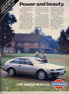 1985 Nissan Silvia ZX - Productioncars.com