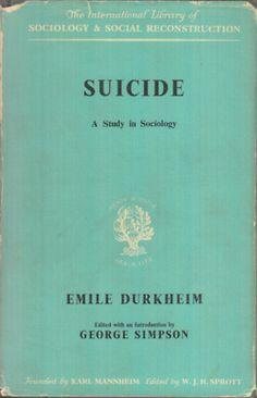 by Emile Durkheim