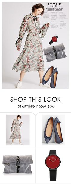 """""""dress"""" by masayuki4499 ❤ liked on Polyvore featuring Talbots and Dsquared2"""