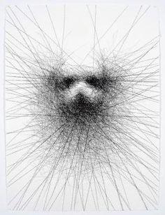 Aboriginal artist Vernon Ah Kee Dark Art Drawings, Art Drawings Sketches, Contemporary Australian Artists, Digital Art Beginner, Scribble Art, Aboriginal Artists, Elements Of Art, Artist Painting, Sculpture Art