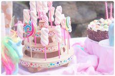 La Rainbow Birthday Party ...