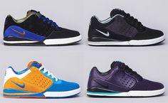 Nike SB Zoom Tre A.D. | 4 Colorways