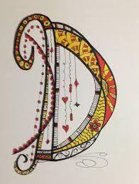 Resultado de imagen para tangle alphabet