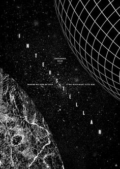 30 Out of This World Fan-Made Interstellar Posters