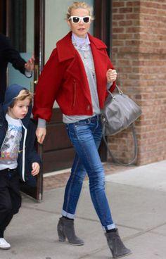 Gwyneth Paltrow in New York City