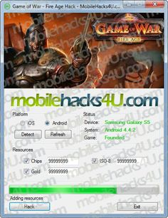 game of war fire age hack no survey