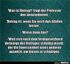 'Was ist Betrug? Funny Cute, Hilarious, Cool Pictures, Funny Pictures, Funny Memes, Jokes, Professor, Funny Picture Quotes, Good To Know