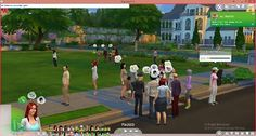 Mod The Sims - Full House Mod - Increase your Household Size! [Updated for Get…