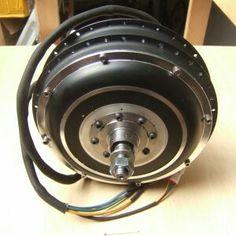 Most powerfull ebike motor