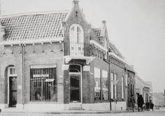 Langenoordstraat 112 - Drielindenstraat (Kapsalon Modern nu Barbershop)