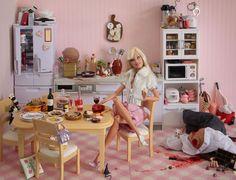 Barbie killed Ken.