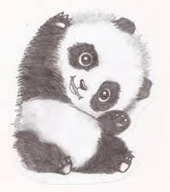 PANDA!!!! SO CUTE!!!! <3 Disney Characters, Animal Drawings, Animals, Painting, Art, Panda, Animales, Animaux, Kunst