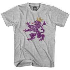 Spain Leo Lion T-shirt
