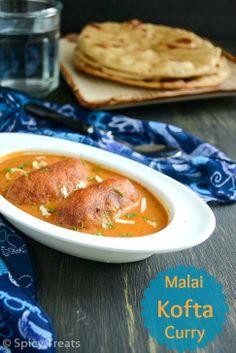 Spicy Treats: Malai Kofta Curry / How To Make Malai Kofta Curry Recipe