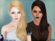 Emma's Simposium: Free Hair Pack #85 By Skysims - Donated/Gifted!!!