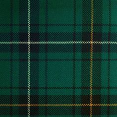 The Henderson Tartan Kilt is a subtle tartan kilt that can be worn with virtually any kilt attire and is great for both casual and formal wear alike. The kilt primarily features a forest green color that is accented by translucent lines of black. Great Kilt, Tartan Kilt, Plaid, Kilts For Sale, Scotland Kilt, Men In Kilts, Scottish Tartans, Spring Summer Trends, Ms Gs