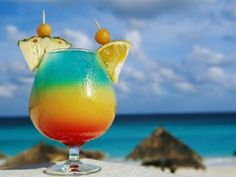Carnival Cruise Lines - Drinks