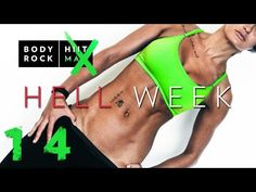BodyRock HiitMax | Workout 67 - Forget Fear Workout - YouTube
