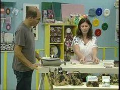 Ateliê na TV - 21/01/14 - Carmem Freire / Ana Cosentino / Catiane Gobbi ...