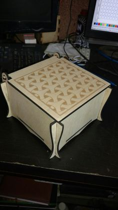 Customized boxes made of wood on a laser engraver... call me +919923700120