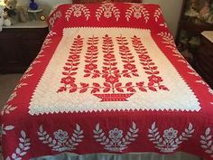 Antique Quilt from 1930'S | eBay
