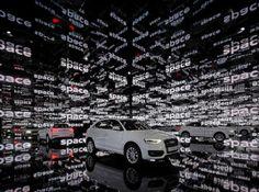 Audi - Q3 Präsentation Barcelona 2011 | Schmidhuber