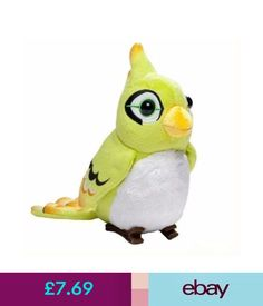 Other Soft Toys 7'' Overwatch Blizzcon Wow Warcraft Clip On Ganymede Nini Plush Toy Soft Doll #ebay #Collectibles