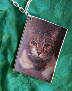 Make Jewelry Using Your Favorite Photos!  It is great to know there is shrink plastic available for ink jet printers!
