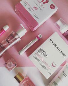 Think Pink! Facebook Instagram, Detox, Lipstick, Pink, Beauty, Lipsticks, Pink Hair, Beauty Illustration, Roses