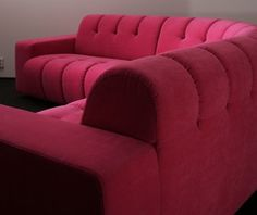 Nööp - is modern and very comfortable rounded sofa.