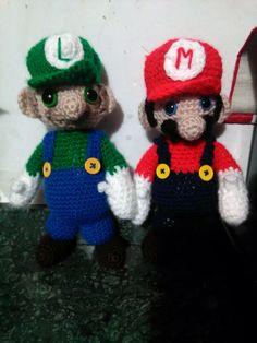 Luigi e Mario Bros