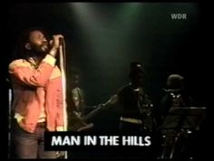 Man In The Hills ~ Burning Spear ~ Live 1981