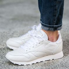 9411bf33d6cf5a кроссовки Reebok Classic Leather Pearlized White (BD4420)