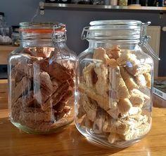 Best Cashew Orange Biscotti Recipe on Pinterest