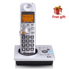 33$  Buy here - 1.9 GHz DECT 6.0 Call ID With Answering System KX-TG1031S Digital Telephone Cordless Telephone Voice Mail Telefono Inalambrico    #shopstyle