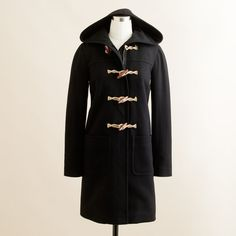 Toggle Coat in Wool-cashmere - because my obsession with wool coats never ends..