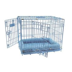 Special Offers - Precision Pet SnooZZy 30 by 19 by 21-Inch 2-Door Baby Crate Size 3000 Blue - In stock & Free Shipping. You can save more money! Check It (September 23 2016 at 12:06PM) >> http://dogcollarusa.net/precision-pet-snoozzy-30-by-19-by-21-inch-2-door-baby-crate-size-3000-blue/