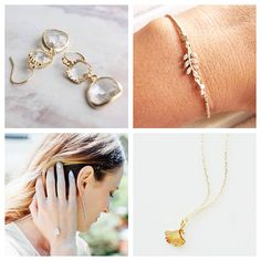 We're smitten with Bungalow9Jewelry on Etsy!