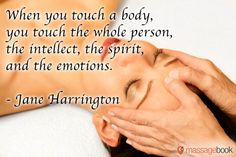 Massage Quotes - So much good comes from our healing hands. #massagetherapy