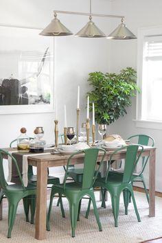 » I SPY DESIGNS | Dining Room Makeover