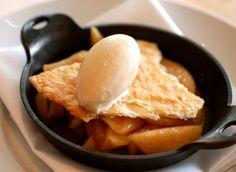 North Georgia Apple Pie. from Seed Kitchen & Bar #AJCWheretoEat #Atlanta #Food #Restaurants